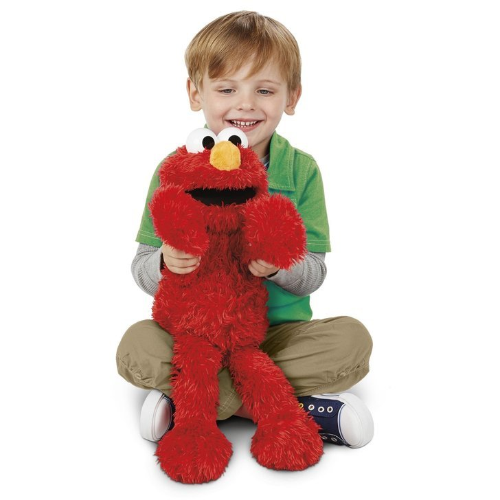 Sesame Street Toys For Toddlers : Sesame street play all day elmo great gift ideas for