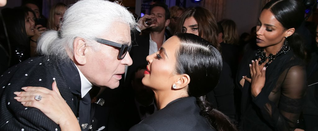 This Is What Karl Lagerfeld Really Thinks About Kim Kardashian