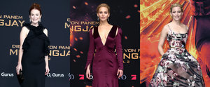 The Gowns at the Mockingjay — Part 2 World Premiere Are Blindingly Beautiful