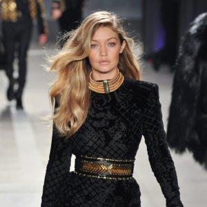 Gigi Hadid H&M Balmain | Video