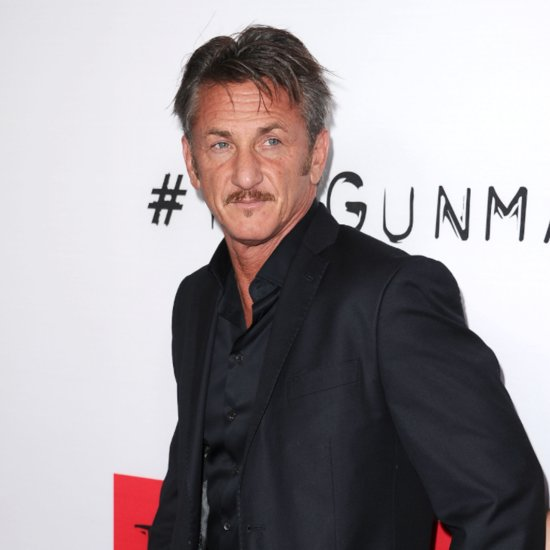 Sean Penn Is on a Mission to Make the World a Better Place
