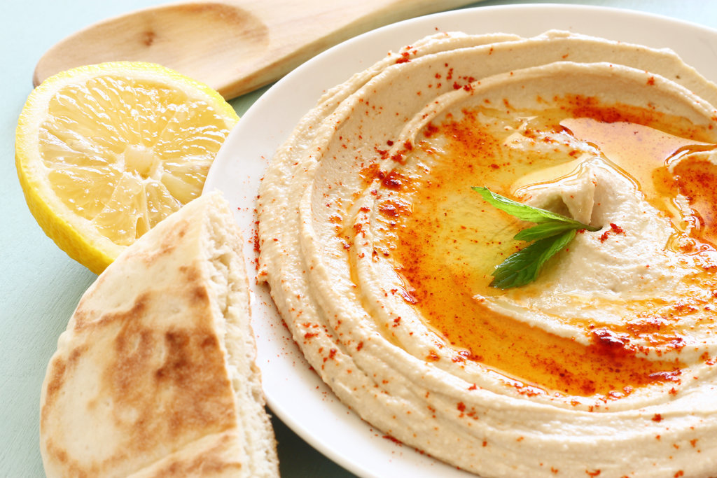 Hummus Is Playing a Bigger Role in World Peace Than You Realized