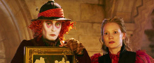Watch the Colourful, Action-Packed Trailer For Alice Through the Looking Glass