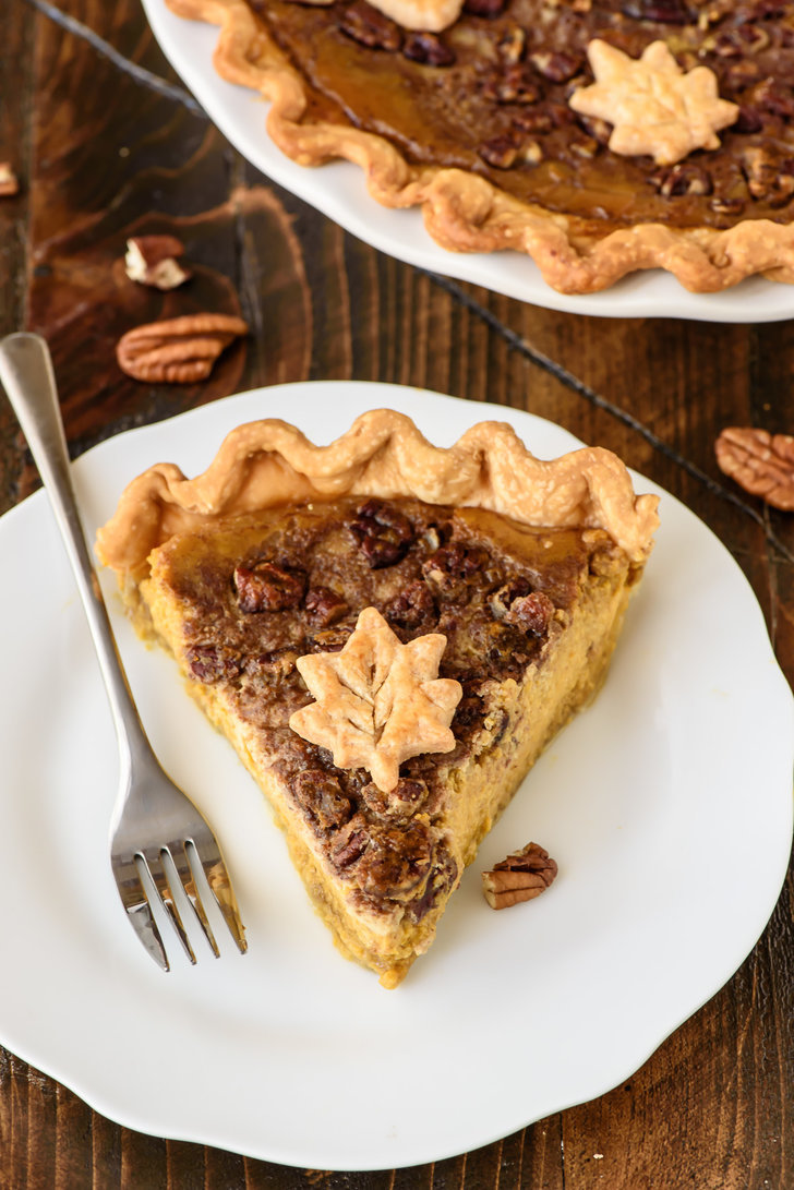Pumpkin Pecan Pie | Easy as Pie! 14 Simple Sweets For Your ...