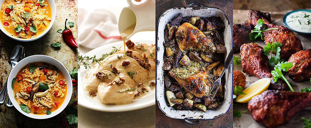 50 Weeknight-Friendly Chicken Recipes That Won't Bore You to Tears