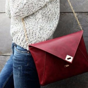 Gorgeous Burgundy Bags For Fall