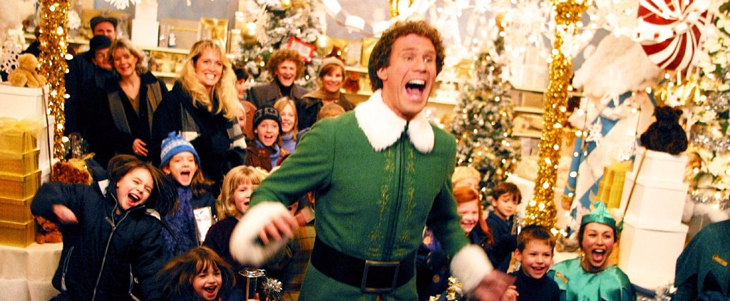 These Are the Holidays Summed Up by Buddy the Elf