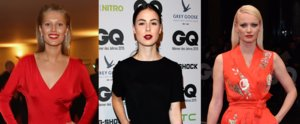 Diese Mädels stahlen den Männern die Show bei den GQ Awards in Berlin