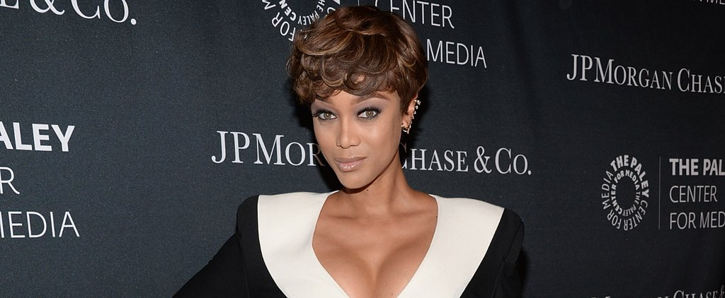 Tyra Banks Opens Up About Her Modeling Career and Rise to the Top