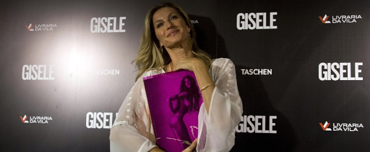 Gisele Celebrated a Huge Fashion Win in a Supersexy Minidress
