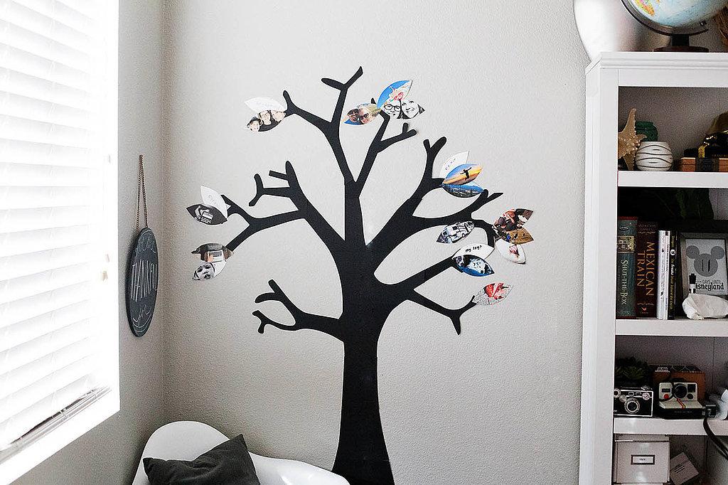 Thankful Photo Tree