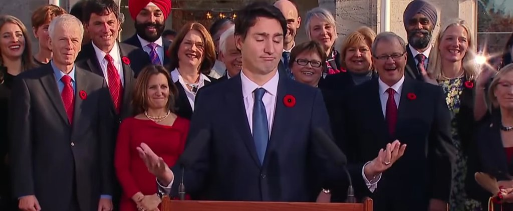 Watch Canada's Prime Minister Totally Shut Down Institutional Sexism With Just 3 Words
