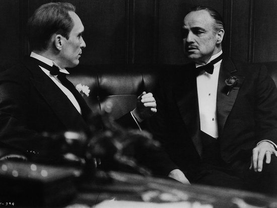 Watch Robert Duvall Reminisce About Godfather Costar Marlon Brando: 'He Had His Own Sense of Reality'