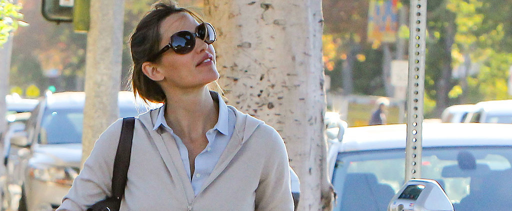 Jennifer Garner Shamelessly Basks in the LA Sunshine