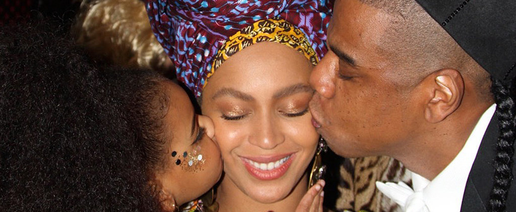 Beyoncé Shares New Snaps of Jay Z and Blue Ivy on Halloween