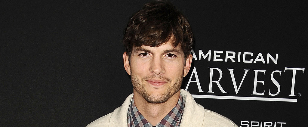 Ashton Kutcher Might Have Just Shared a Photo of His Daughter, Wyatt!