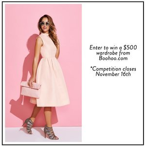 Win a new summer wardrobe from Boohoo.com