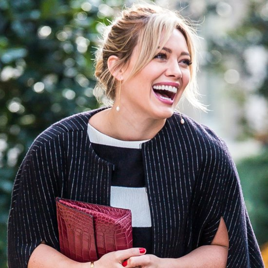Hilary Duff Takes a Stroll in NYC Pictures