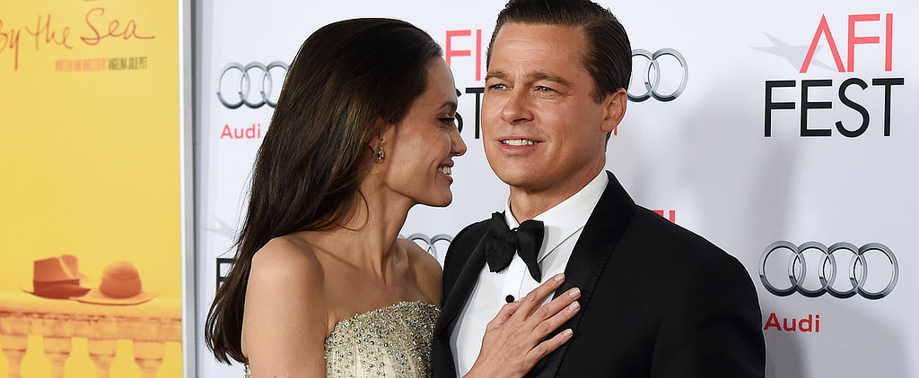 Hey, Brad Pitt and Angelina Jolie Have Relationship Problems Like the Rest of Us
