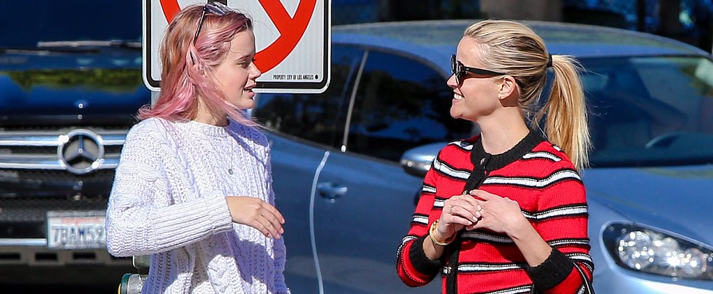 Reese Witherspoon and Ava Phillippe Have a Cute Mother-Daughter Date in LA