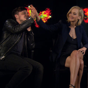 Jennifer Lawrence Mockingjay — Part 2 Interview (Video)