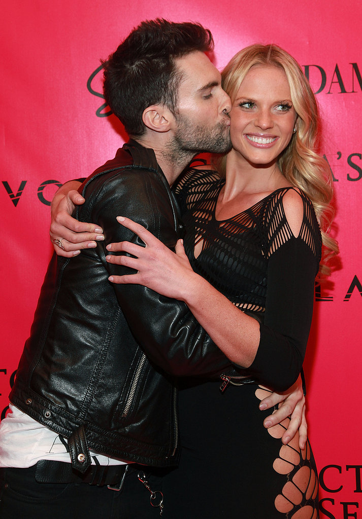 Adam and Anne at the 2010 Show