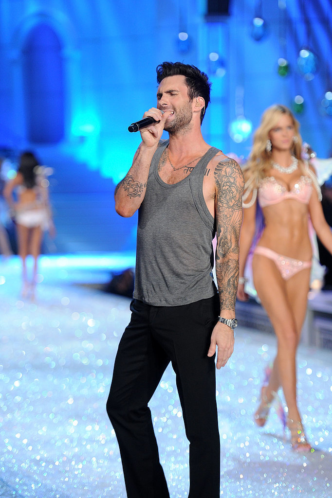 Adam Performing at the 2011 Show