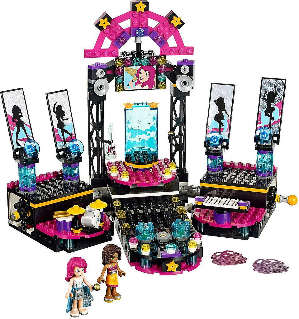 Lego Friends Pop Star Show Stage Building Kit