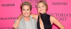 Gigi Hadid Hangs With Her Model Mum, Yolanda Foster, at the VS After-Party