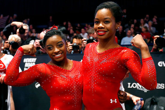 10 Reasons Gabby Douglas & Simone Biles Have Me Pumped For The 2016 Olympics