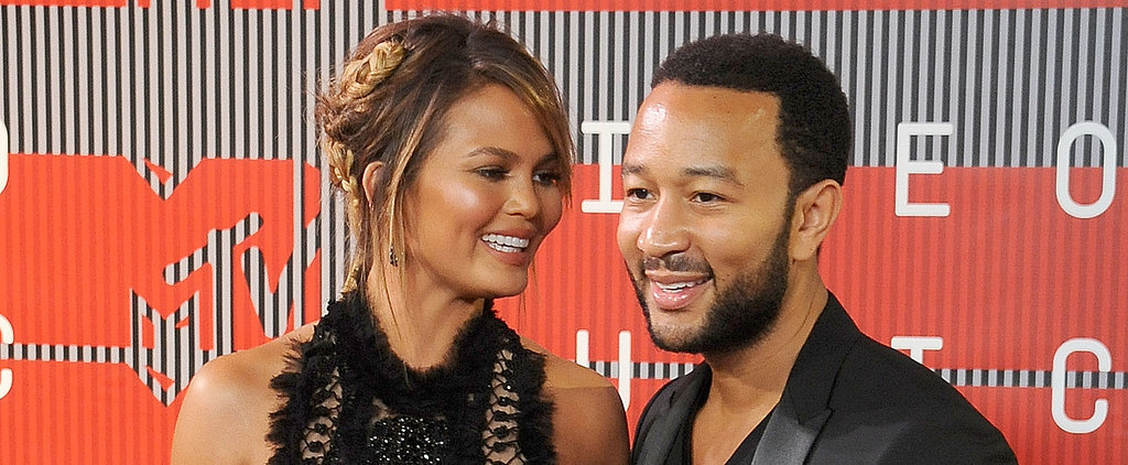 John Legend Narrating Chrissy Teigen's Closet Tour Will Make You LOL