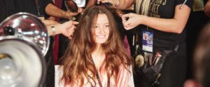 This Victoria's Secret Angel Bombshell Hair Transformation Is Mesmerising