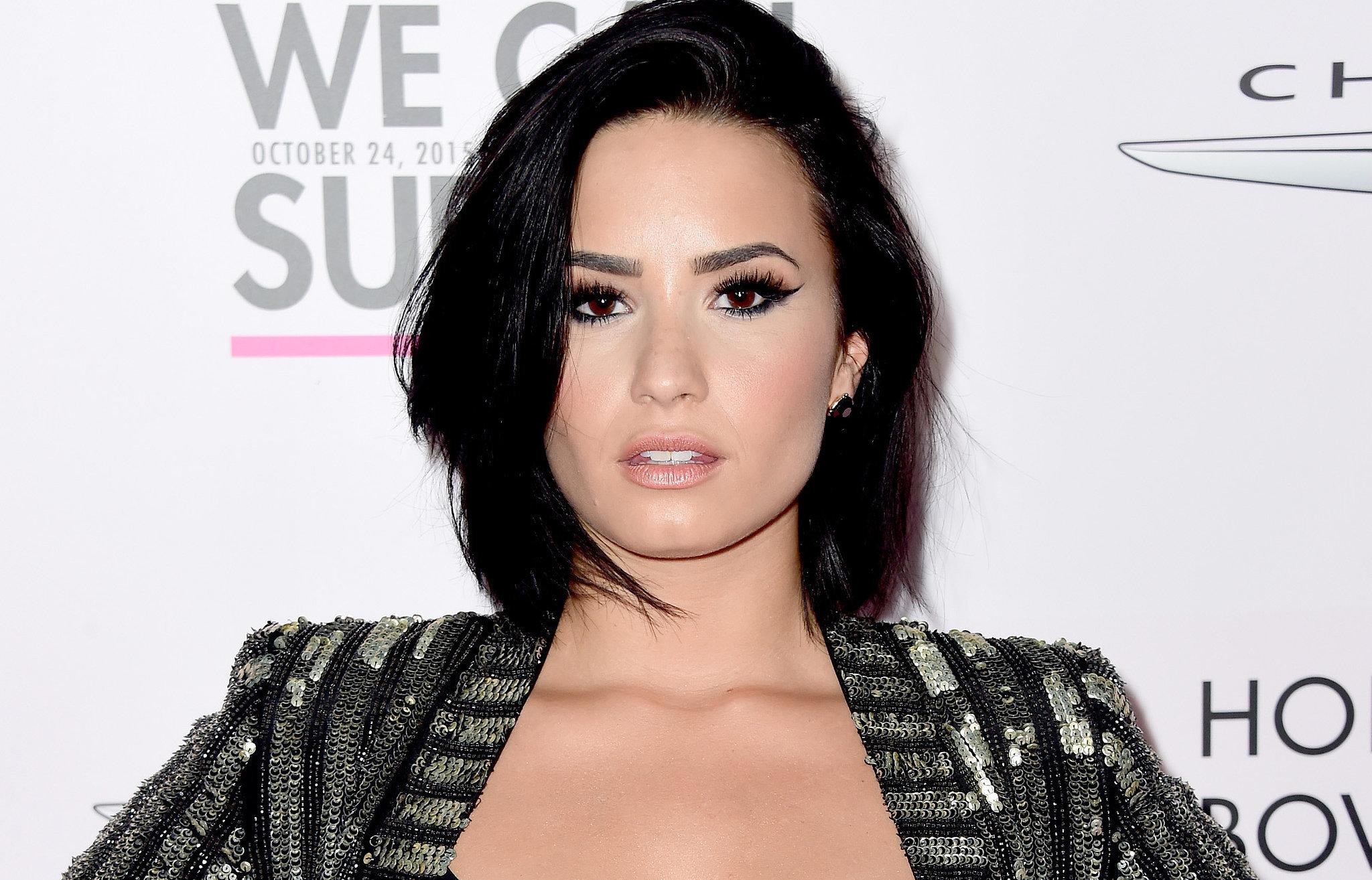 Demi Lovato Talks Star...