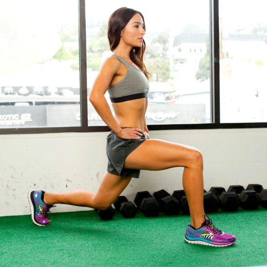 Beginner Lower-Body Workout