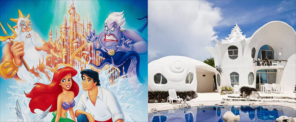 Airbnb Rentals Straight Out of Disney Movies