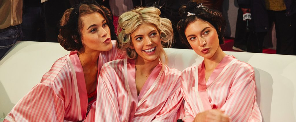 This Is How Victoria's Secret Angels Really Feel About Glitter
