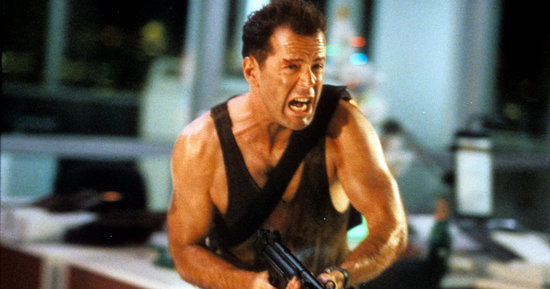 """A Screenwriter Paid For A Full Page Ad In The Hollywood Reporter To Pitch """"Die Hard 6"""""""