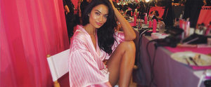 Shanina Shaik's Summer Hair Hack Is Totally Victoria's Secret Worthy