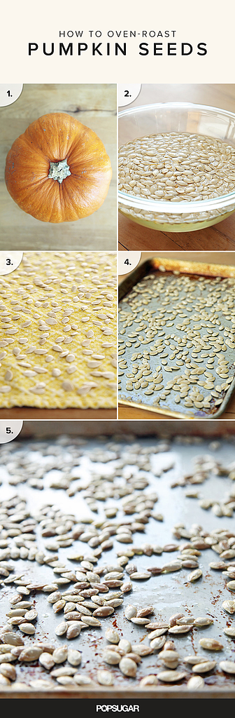 The Best Way to Roast Pumpkin Seeds