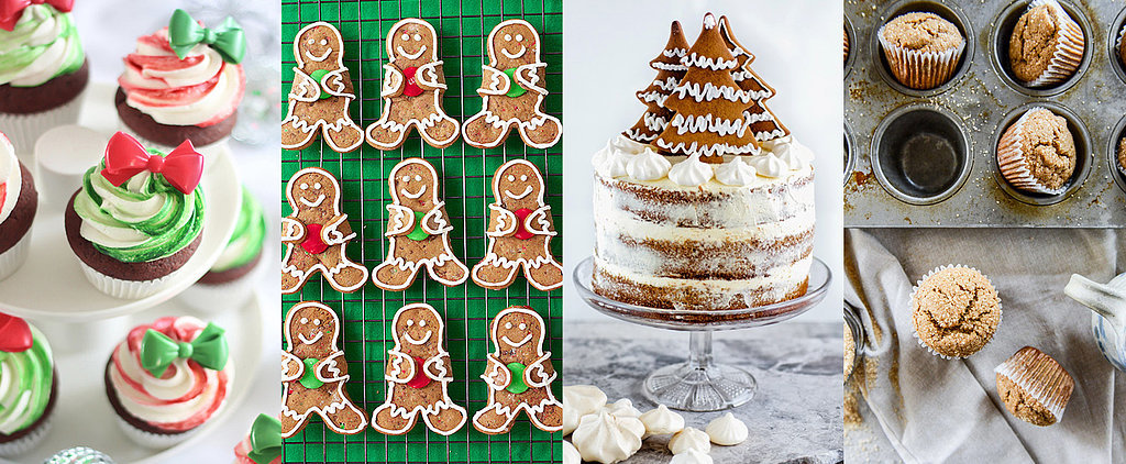 25 Days of Gingerbread Recipes
