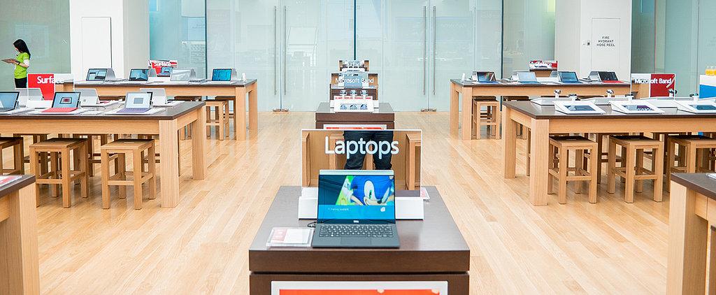 Inside Microsoft's Flagship Sydney Retail Store
