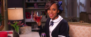 Watch Kerry Washington in the Must-See Parody, Scandal High