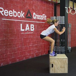 Different Ways to Do a Box Jump