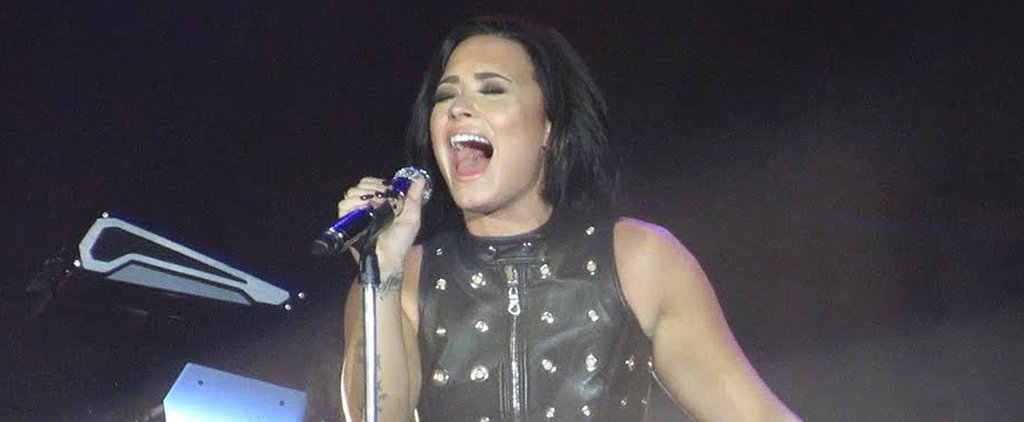 """Demi Lovato's Cover of Adele's """"Hello"""" Is So Good That It Will Send Chills Down Your Spine"""