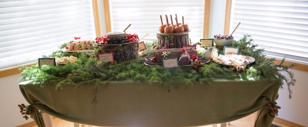 This Woodland Baby Shower Will Make You Want to Be a Little More Outdoorsy