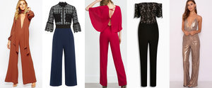 50 Fabulous Jumpsuits That Are the Perfect Alternative to a Party Dress