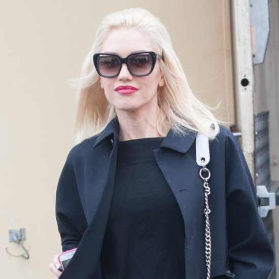 Gwen Stefani Goes to Church in LA Pictures November 2015