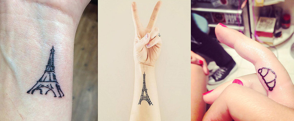 These Paris Tattoos Show Just How Much People Love the City