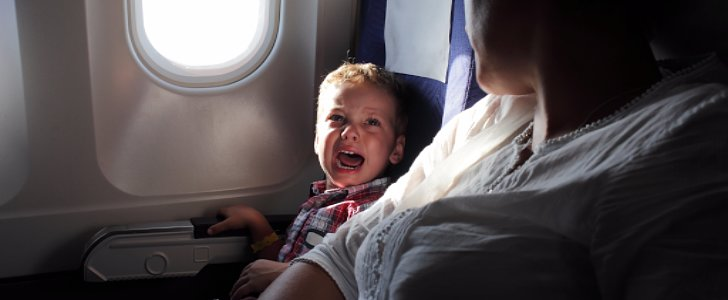 A Letter to the Person Complaining About the Screaming Baby on a Plane