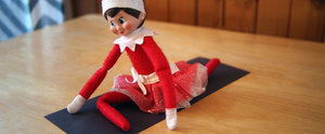 43 Photos Proving the Elf on the Shelf Isn't Afraid to Sweat a Little